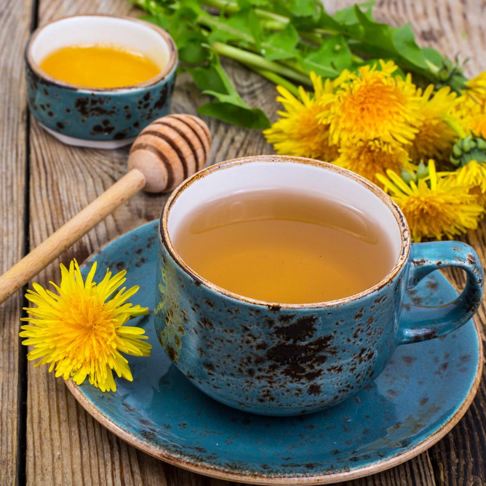 Dandelion Flower Tea Recipe