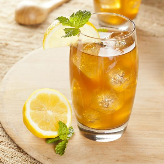 English Breakfast Iced Tea