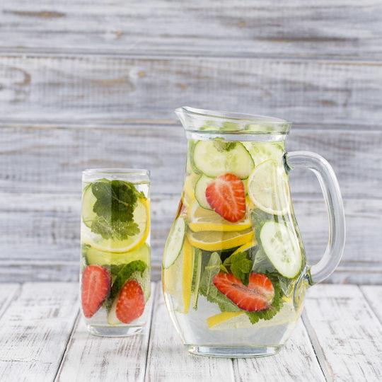 Garden Vitamin Water
