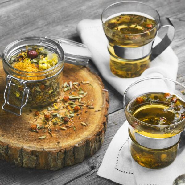 DIY Herbal Tea Blend Recipe