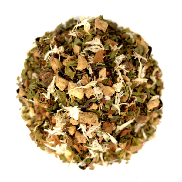Ginger peppermint spice