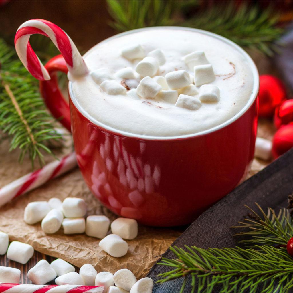 Santa's Peppermint Chai