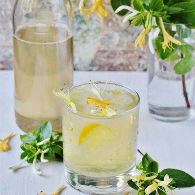 Honeysuckle Iced Tea Recipe