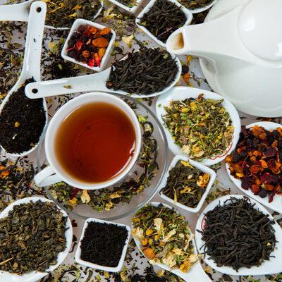Tea Pairing 101