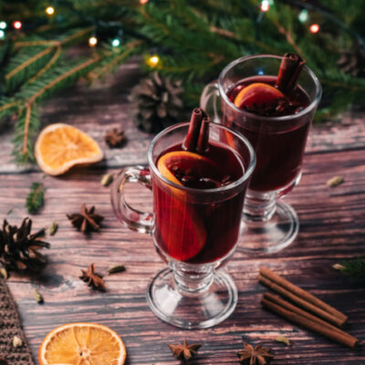 Mulled Winter Warmer
