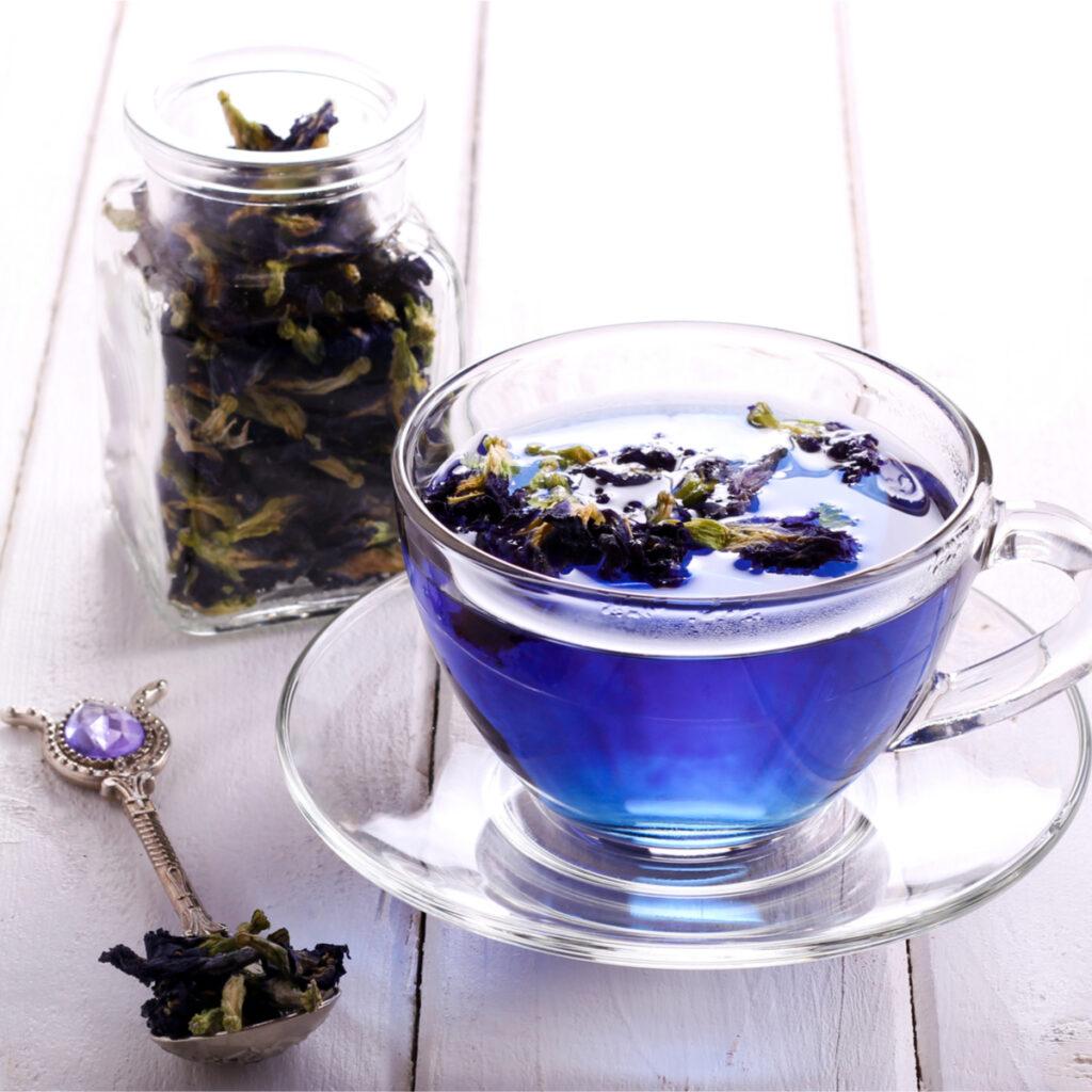 Butterfly Blue Pea Flower Tea